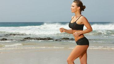 Bieganie to dobry sposób na powrót do szczupłej sylwetki.
