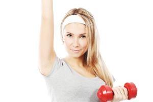 Ćwiczenia na mięśnie ramion i pleców