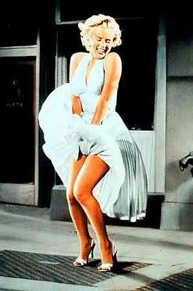 Marilyn Monroe w