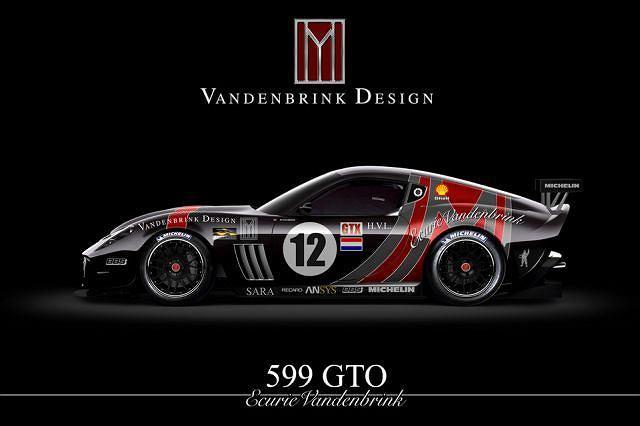 Vandenbrink GTO Ecurie GTX
