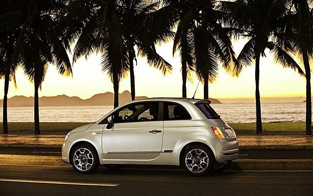 Fiat 500 będzie wyposażany w silniki 0.9 MultiAir o mocy 80 lub 105 KM