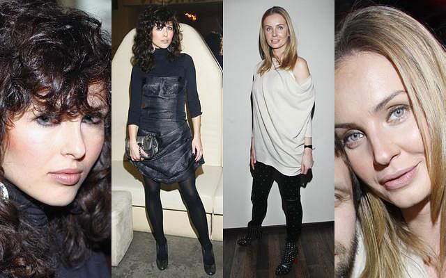 Wokalistka Ramona Rey i prezenterka Agnieszka Szulim pojawiły się w tym tygodniu na pokazie młodego awangardowego projektanta - Maldorora. Zarówno pod względem urody, jak i stylu panie bardzo się różnią. Która z nich bardziej przypada wam do gustu? Która wyglądała na tej imprezie lepiej?