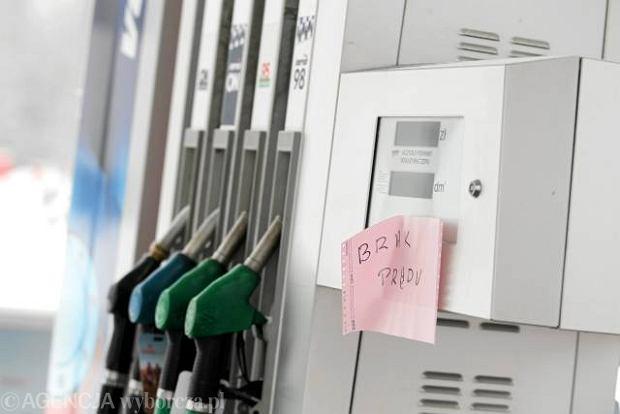 Na A2 nie ma stacji benzynowych. I szybko nie będzie