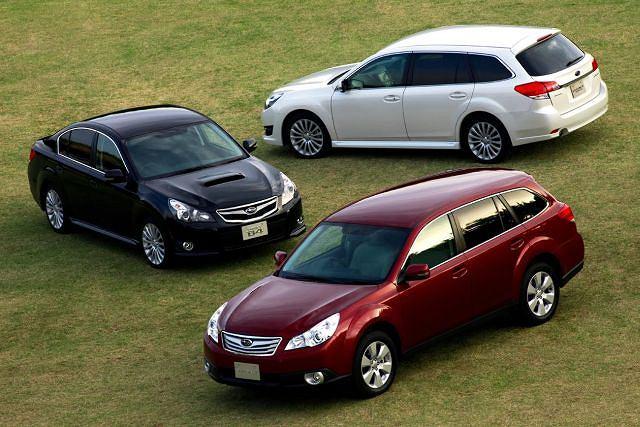 Subaru Legacy i Outback