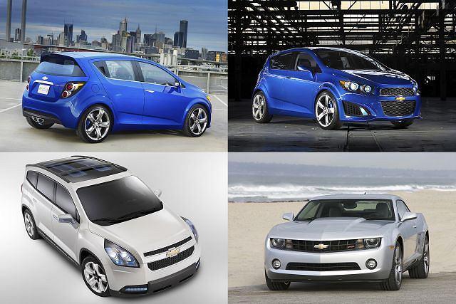 General Motors szykuje ofensywę na rynkach europejskich. Do 2011 zaprezentuje 5 nowych modeli