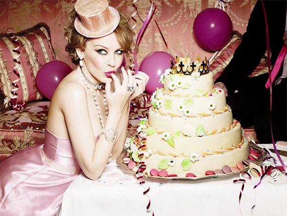 Kylie Minogue znów się umawia