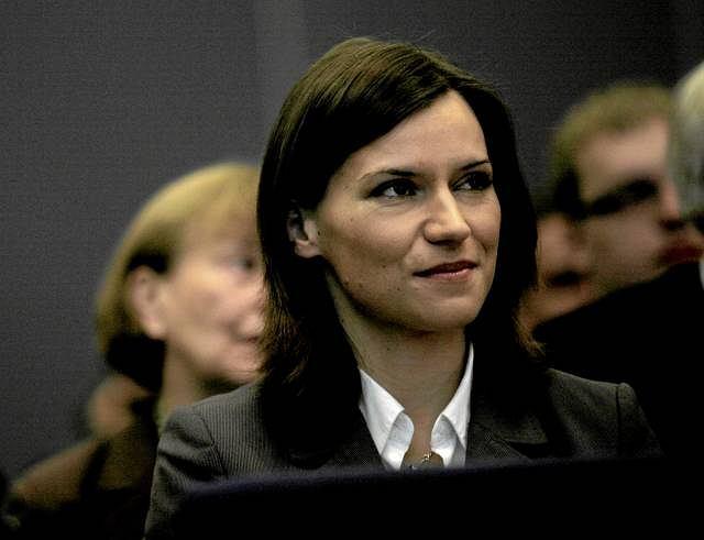 Agnieszka Pomaska z PO