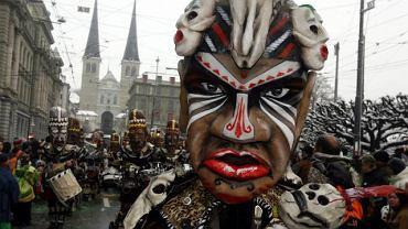 Inauguracja karnawału w Lucernie