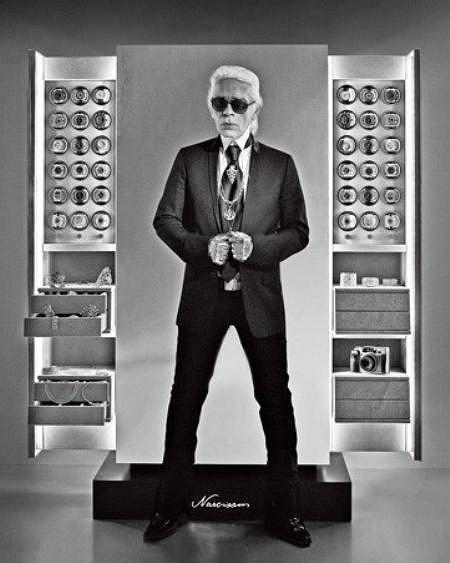 sejf Karl Lagerfeld