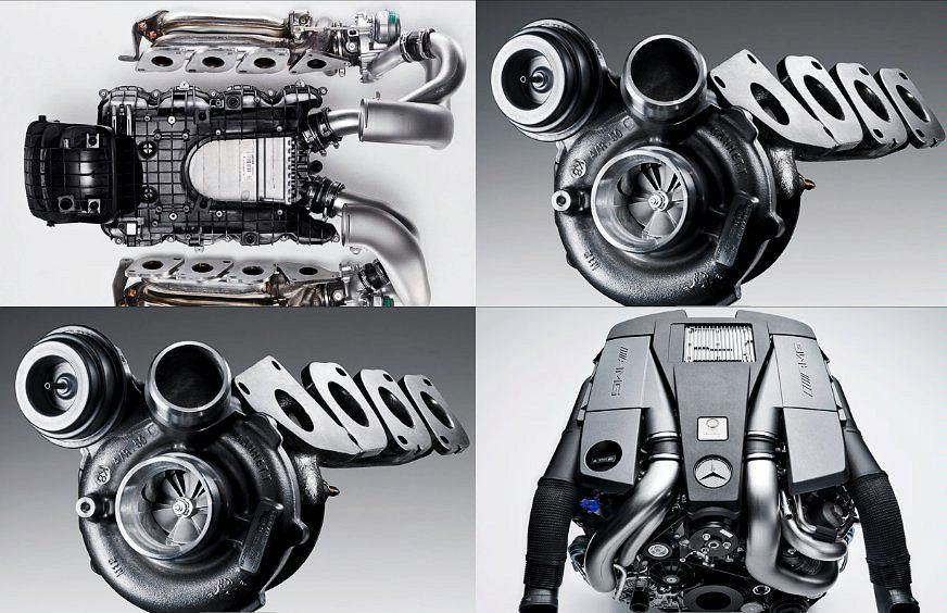 Nowy silnik AMG