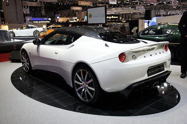 Lotus Evora Carbon