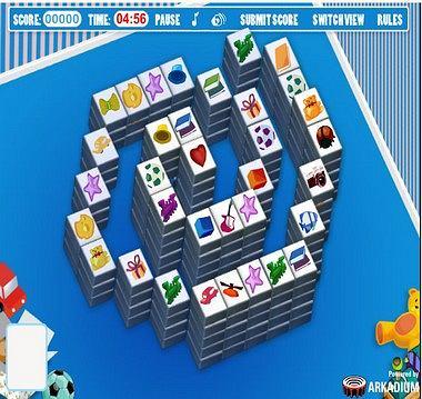 gry mahjong
