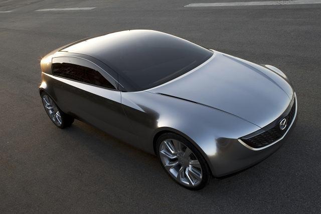 Hybrydowa Mazda