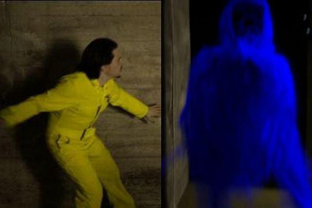 Trailer filmu 'Pacman' Fot. za vimeo.com