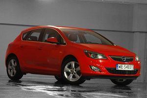 Opel Astra 1.6 Turbo - test | Za kierownicą