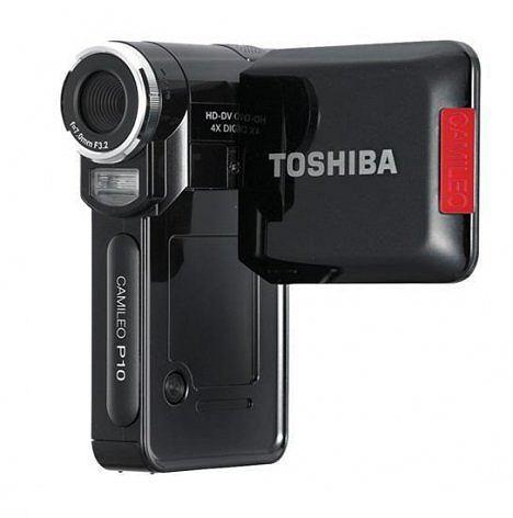 Kamera Toshiba Camileo P10