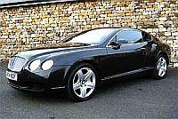 Bentley Continental Gary'ego Neville'a