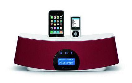 Nowe systemy głośnikowe iPod Pioneer