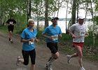 Po Dąbrowie najszybciej biegali Ukraińcy