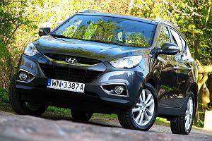 Hyundai ix35   Test wideo