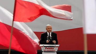 """Jarosław Kaczyński: Hasło """"Polska jest najważniejsza"""" powinno być hasłem wszystkich wyborców"""