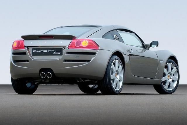 Lotus Europa S (2007)