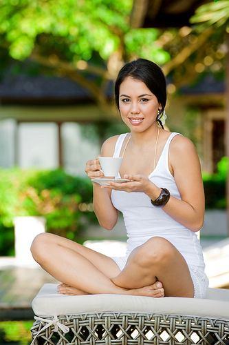Tego lata - zielona herbata
