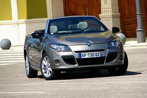 Renault Megane CC & GT  - test   Pierwsza jazda