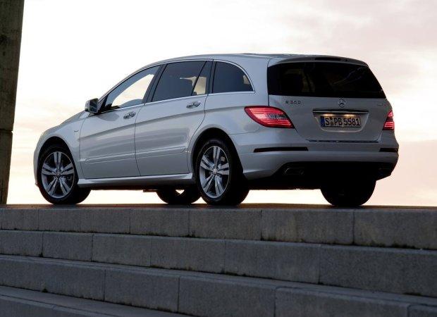 Mercedes klasy R 2011