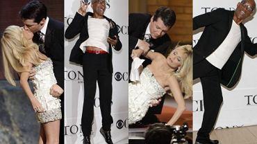 W niedzielę w Nowym Jorku zostały rozdane coroczne nagrody Tony (ang. Tony Awards przyznawane twórcom teatralnym). Były piski, wrzaski, podskoki... wszystkie formy wyrażania radości!