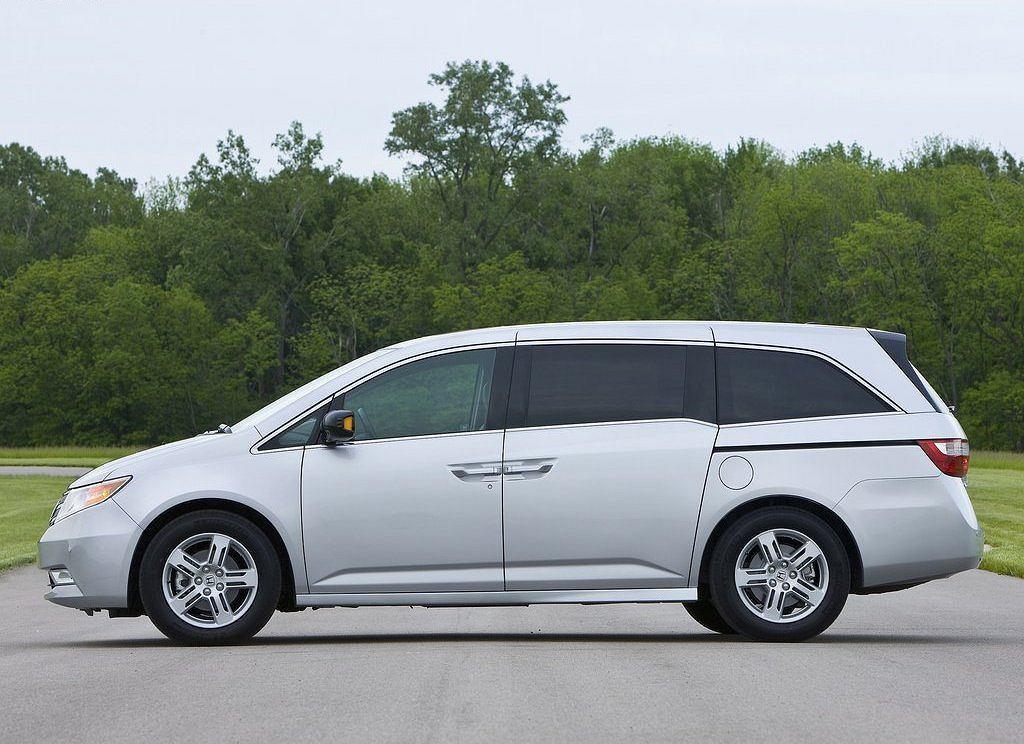 Honda Odyssey 2011
