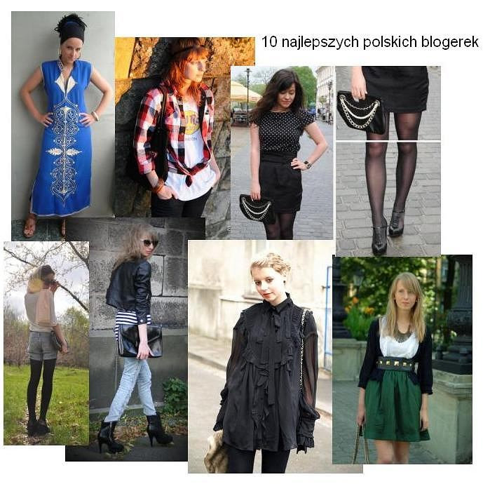 10 najlepszych polskich szafiarek