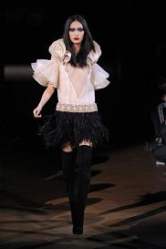 HAUTE COUURE SPRING SUMMER 2010 Givenchy__Paris_january 2010  PHOTO: EAST NEWS / ZEPPELIN