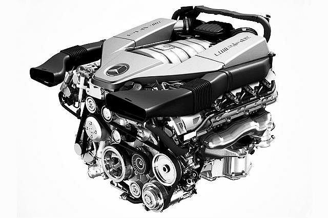 AMG V8 6,3 l