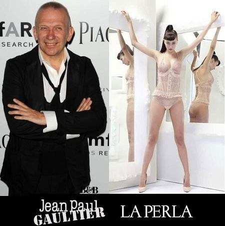 Jean Paul Gaultier dla La Perla