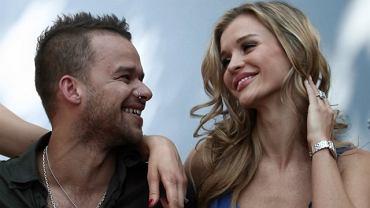 """Michał Piróg zasiada w jury """"Top model.Zostań modelką"""". Show poprowadzi Joanna Krupa."""