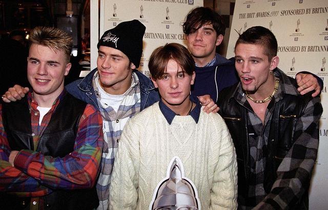 Take That w 1993 r.