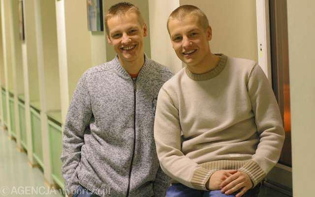 Braci Rafała i Marcina Mroczków