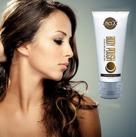 Kosmetyk tygodnia peeling SunFX