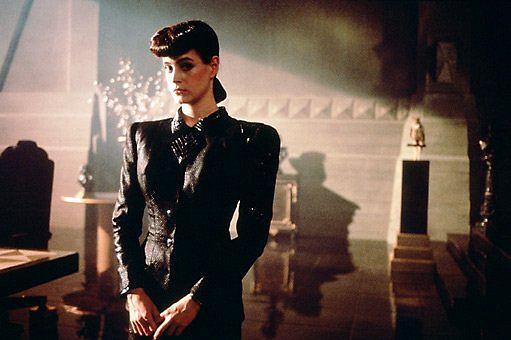 Rachel Tyrell w filmie Blade Runner