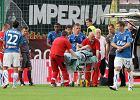 Ekstraklasa - Bosacki do poniedziałku pozostanie w szpitalu