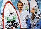 David Beckham na rozdaniu Teen Choice Awards