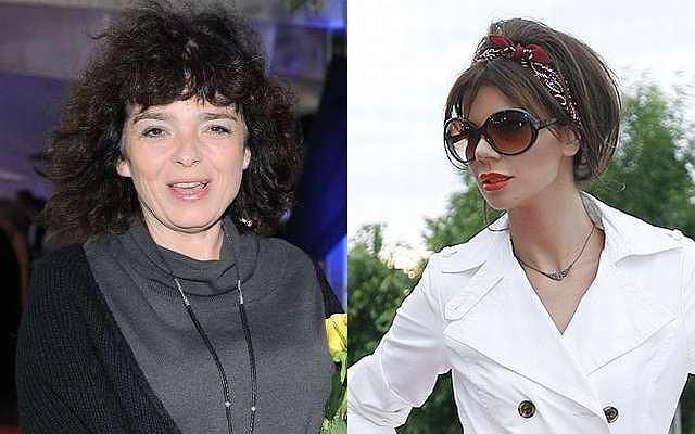Katarzyna Grochola doradza Edycie Gorniak.