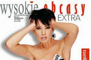 Już 26 sierpnia do kiosków trafi nowy numer Wysokich Obcasów Extra. My już odsłaniamy okładkę i nieco wnętrze. A jest co pokazać, bo gwiazdą numeru jest Dorota Gardias.