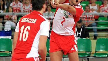 Michał Winiarski na przyjęciu