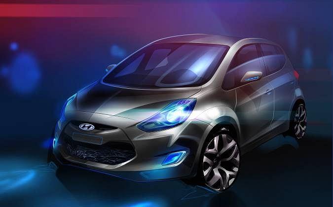 Hyundai ix20 concept