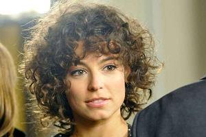 Anna Mucha w serialu Usta Usta. Foto.