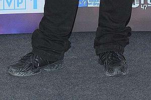 Zgadnij, kto ma takie brudne buty?