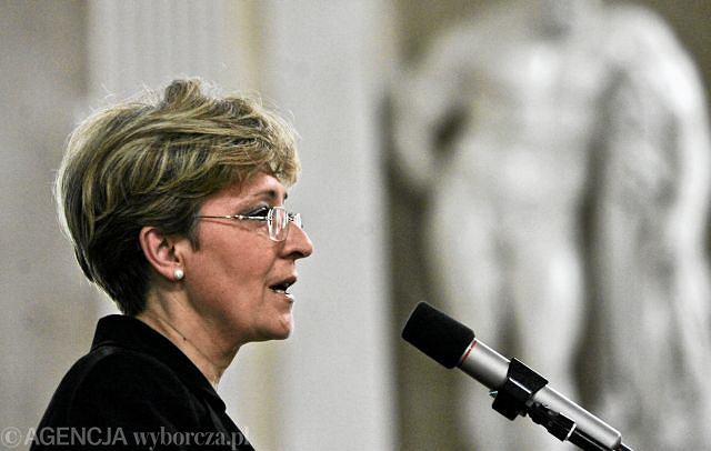 Minister ds. równego traktowania, Elżbieta Radziszewska