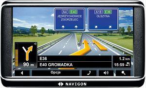 Nawigacje: Navigon 70 Premium